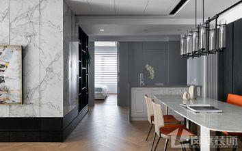 15-20万90平米三室两厅欧式风格餐厅装修案例