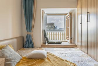 富裕型90平米日式风格卧室图片大全