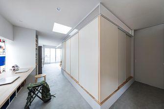 15-20万100平米四室一厅日式风格书房装修案例