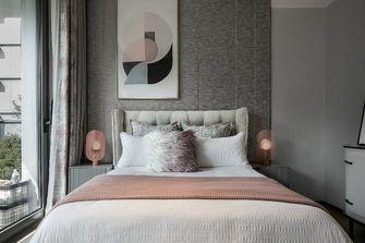 豪华型140平米别墅日式风格卧室图