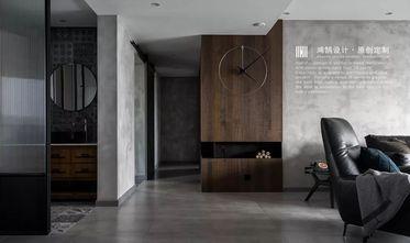 20万以上140平米三室两厅工业风风格玄关欣赏图
