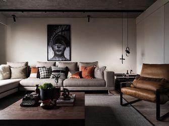 豪华型130平米四室两厅工业风风格客厅欣赏图