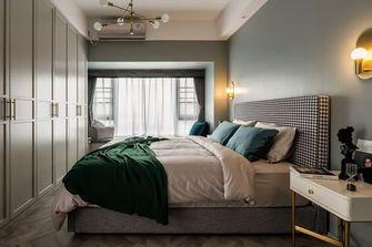 80平米新古典风格卧室装修图片大全