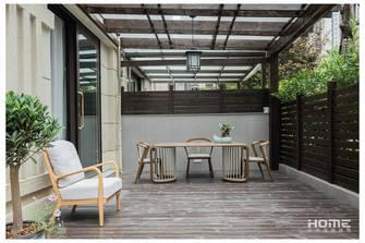 140平米四室一厅现代简约风格阳光房欣赏图