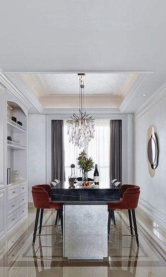 20万以上140平米四室两厅法式风格书房图