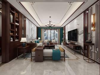 15-20万140平米三室两厅地中海风格客厅图