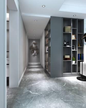 豪华型140平米四室两厅现代简约风格走廊欣赏图