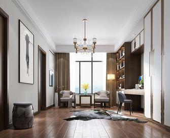 20万以上140平米别墅新古典风格书房效果图