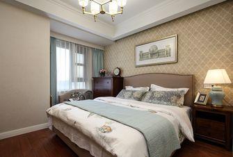 富裕型100平米三美式风格卧室装修图片大全