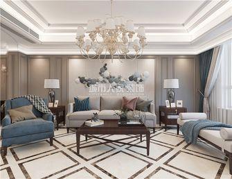 5-10万140平米复式欧式风格客厅装修效果图