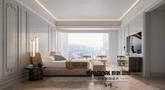 豪华型140平米复式欧式风格卧室装修案例