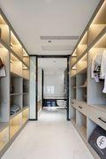 80平米公寓北欧风格衣帽间图片