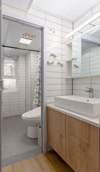 经济型140平米别墅日式风格卫生间效果图