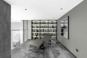 3万以下110平米别墅中式风格阁楼设计图