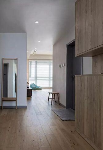 5-10万130平米公寓现代简约风格玄关设计图