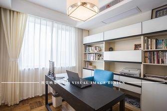 140平米四新古典风格书房装修案例