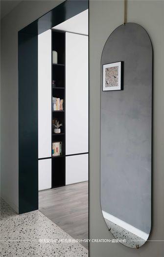 富裕型一居室现代简约风格玄关欣赏图