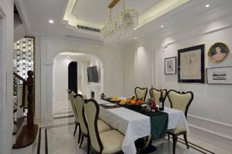 豪华型140平米四欧式风格餐厅图