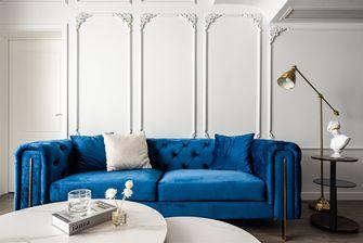 20万以上140平米复式法式风格客厅装修效果图