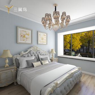10-15万90平米公寓美式风格卧室装修效果图