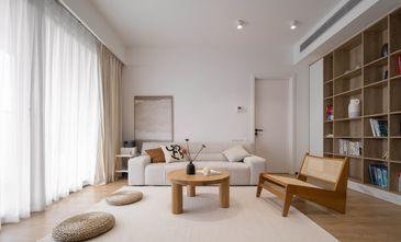 5-10万三室两厅日式风格客厅图