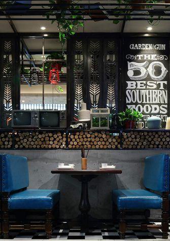 15-20万120平米公装风格餐厅设计图
