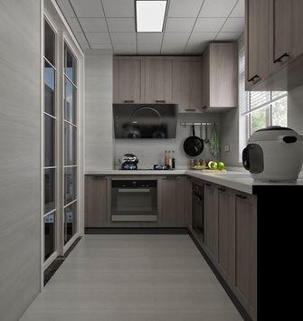 15-20万130平米四室两厅北欧风格厨房图片