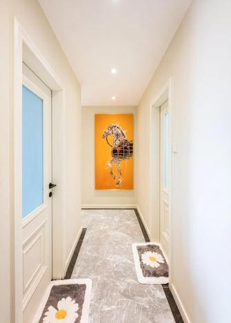 130平米三美式风格走廊效果图