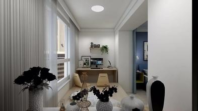 60平米一室一厅现代简约风格厨房装修图片大全