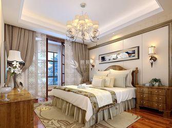 5-10万140平米四欧式风格卧室装修效果图