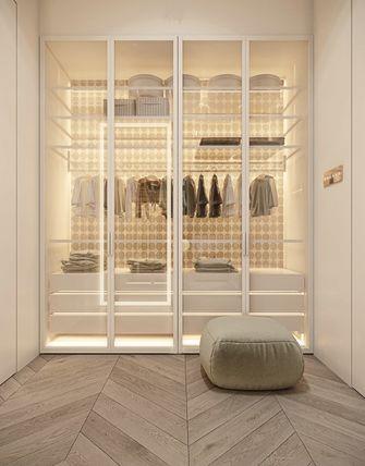 10-15万110平米三室两厅田园风格衣帽间装修效果图