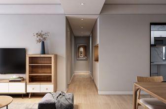 10-15万100平米三室一厅北欧风格走廊图片