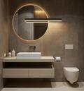 经济型50平米小户型日式风格卫生间装修案例