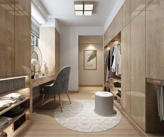 经济型100平米三室两厅日式风格衣帽间图片大全
