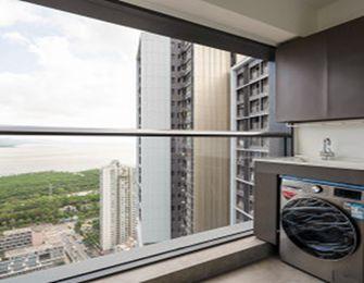 5-10万70平米三北欧风格阳台装修案例