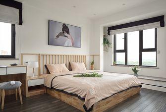 110平米日式风格卧室图片大全