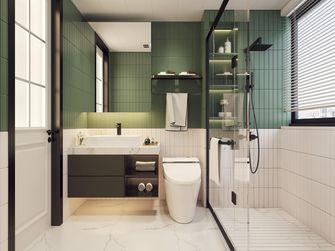 20万以上90平米三室两厅混搭风格卫生间效果图