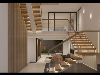 20万以上140平米别墅现代简约风格阁楼装修案例