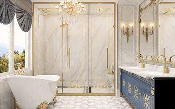 20万以上140平米别墅法式风格卫生间装修图片大全