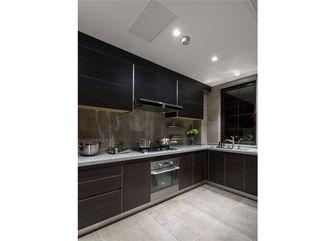 10-15万140平米三现代简约风格厨房图