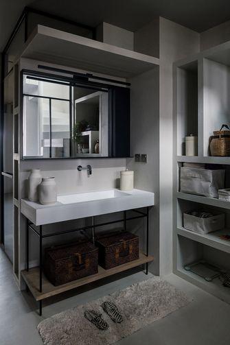 20万以上140平米四室三厅现代简约风格卫生间装修案例