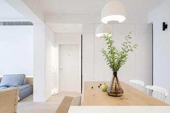 经济型80平米三室两厅混搭风格玄关装修效果图