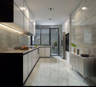富裕型110平米中式风格厨房图