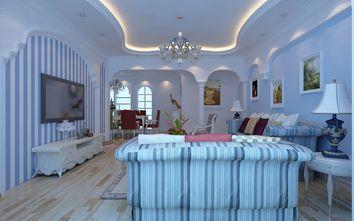 15-20万140平米三室两厅地中海风格客厅装修案例