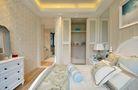 富裕型130平米三田园风格客厅设计图