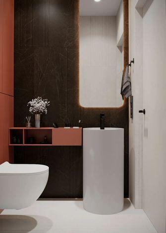 40平米小户型轻奢风格卫生间欣赏图