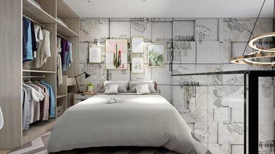 30平米超小户型北欧风格卧室图片大全