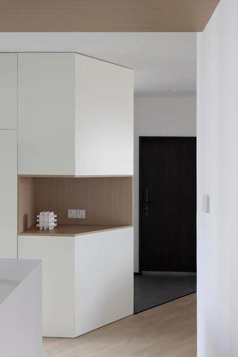 3万以下110平米现代简约风格玄关装修案例