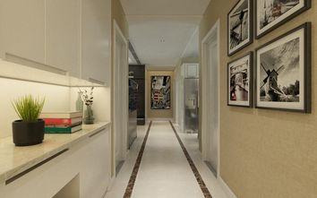 140平米四室两厅现代简约风格走廊装修案例