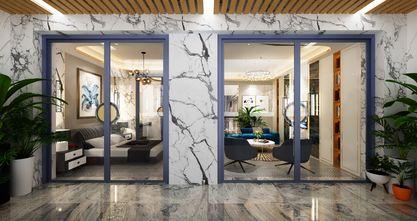 3万以下120平米三室三厅混搭风格客厅欣赏图